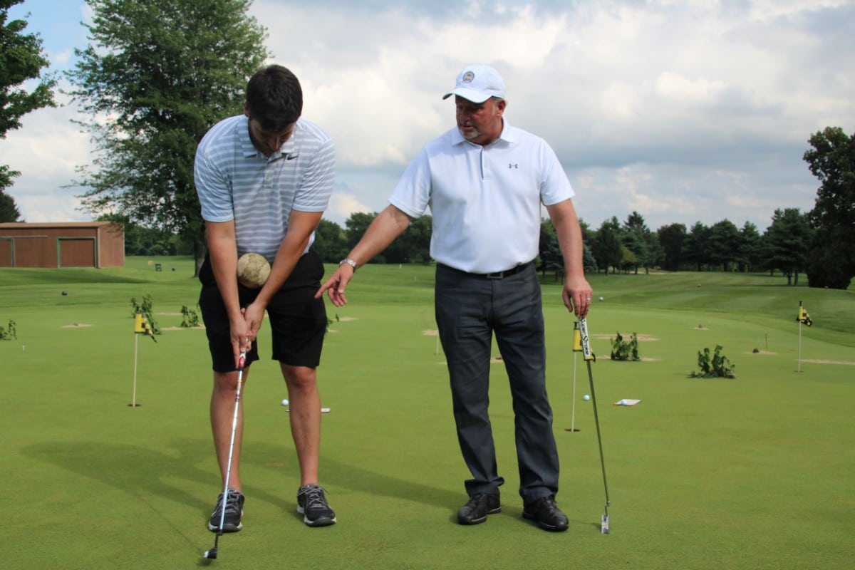 Briar Leaf Golf Club and Greater La Porte Chamber of Commerce Sport at Business After Hours