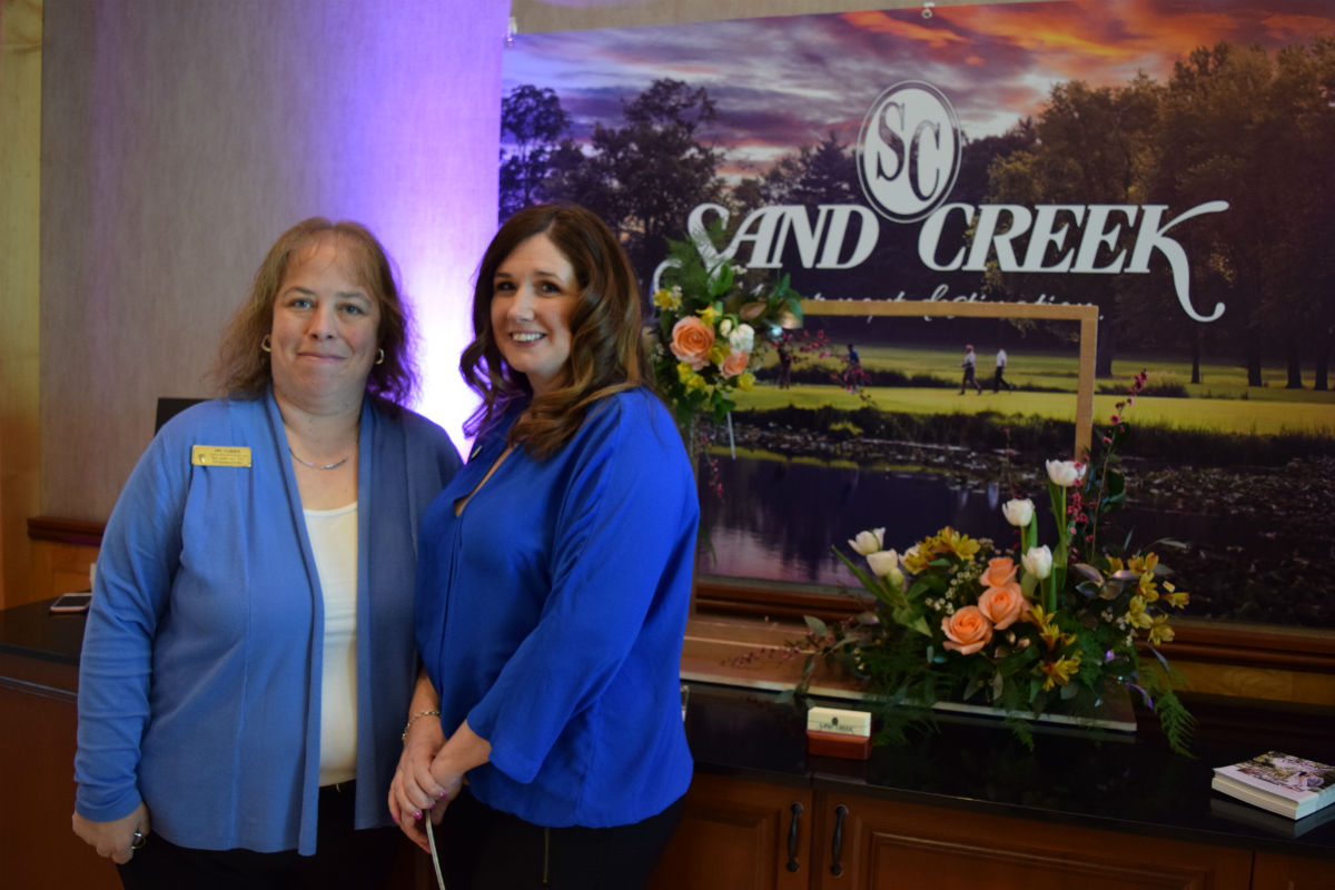 Sand Creek Hosts Fun Experience for Brides-to-Be