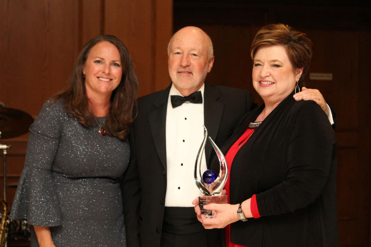 Community Healthcare System honored for corporate leadership by Calumet College