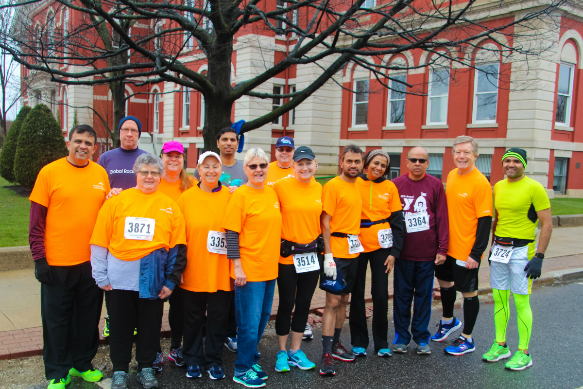 38th Annual Hub Run Showcases Crown Point Community Spirit Despite Rainy Skies