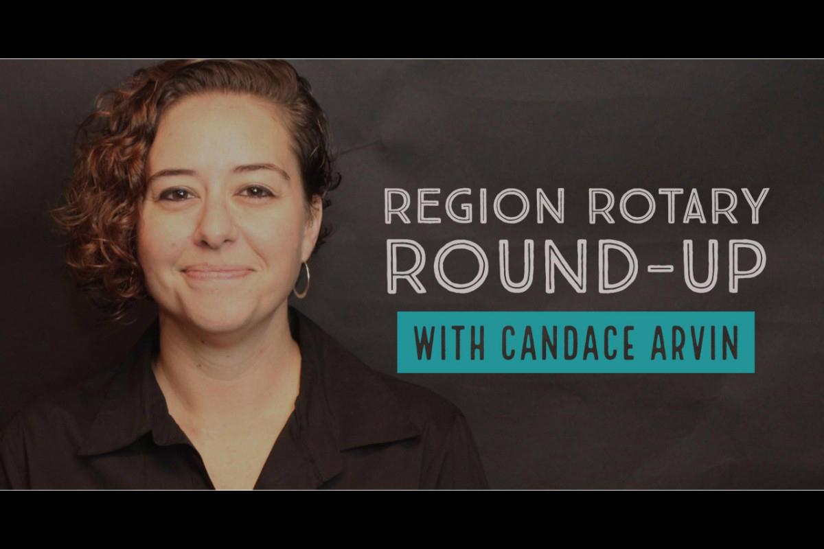 Candace's Region Rotary Roundup: Michigan City