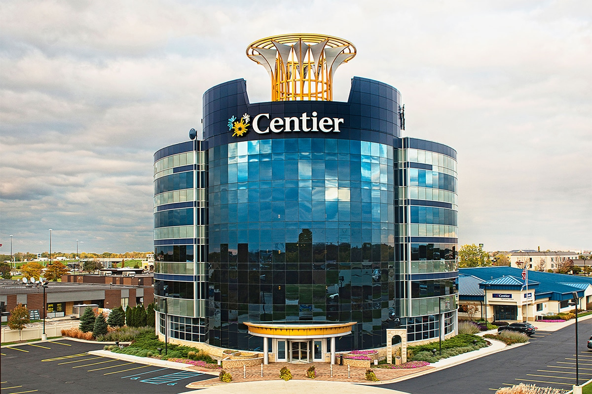 Centier Bank ranked as Forbes' Top Bank in Indiana