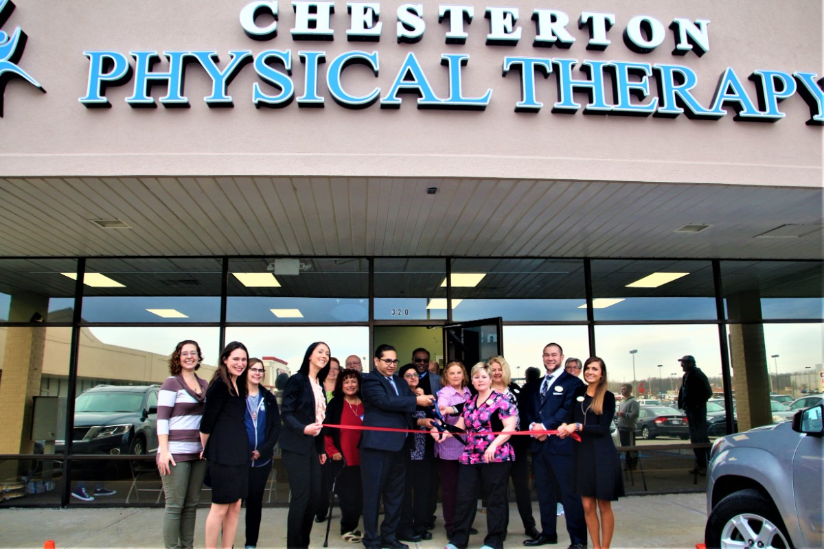 Chesterton Physical Therapy Grand Opening Brings Quality Care to Michigan City