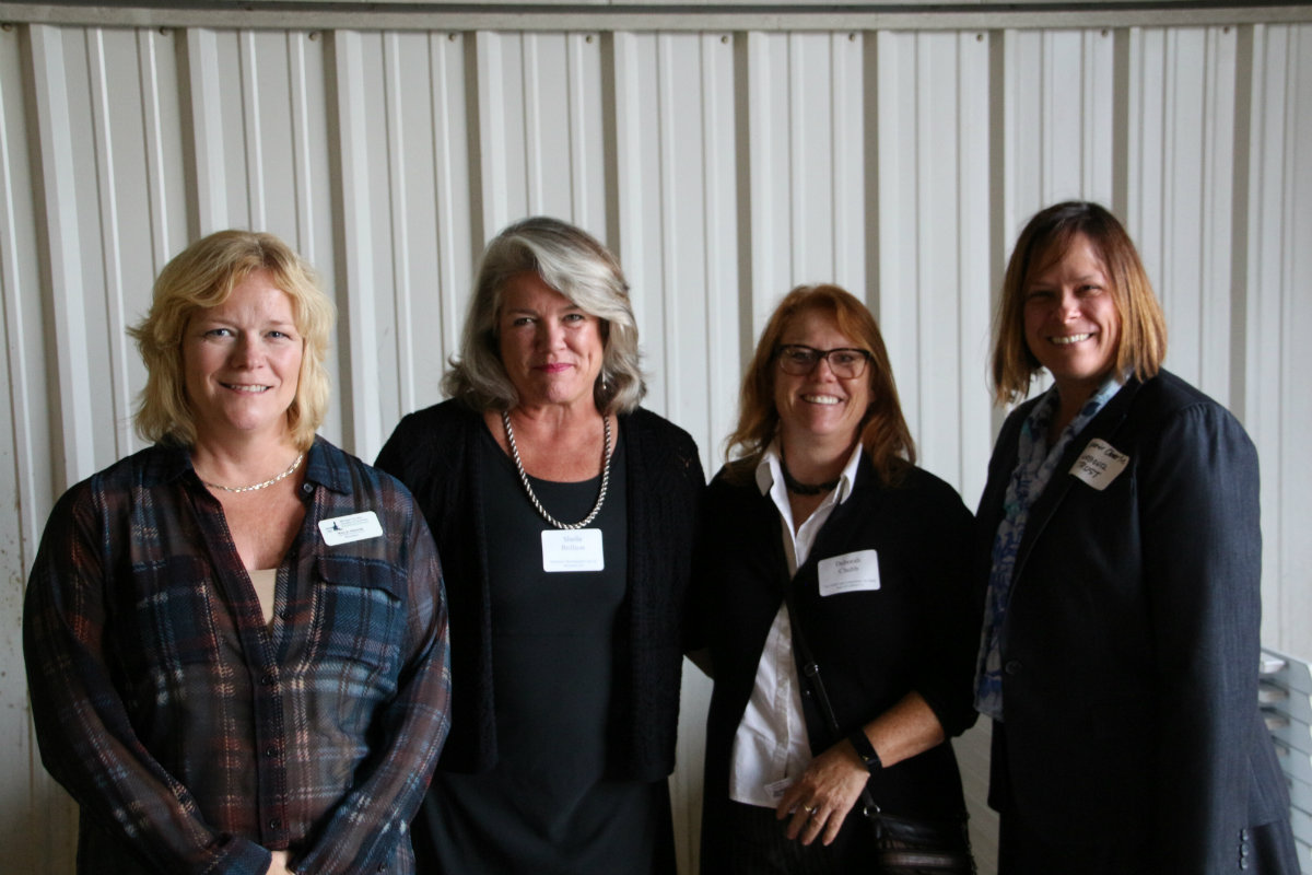 EDCMC and GLEDC Host Successful Business After Hours Meet and Greet Dinner