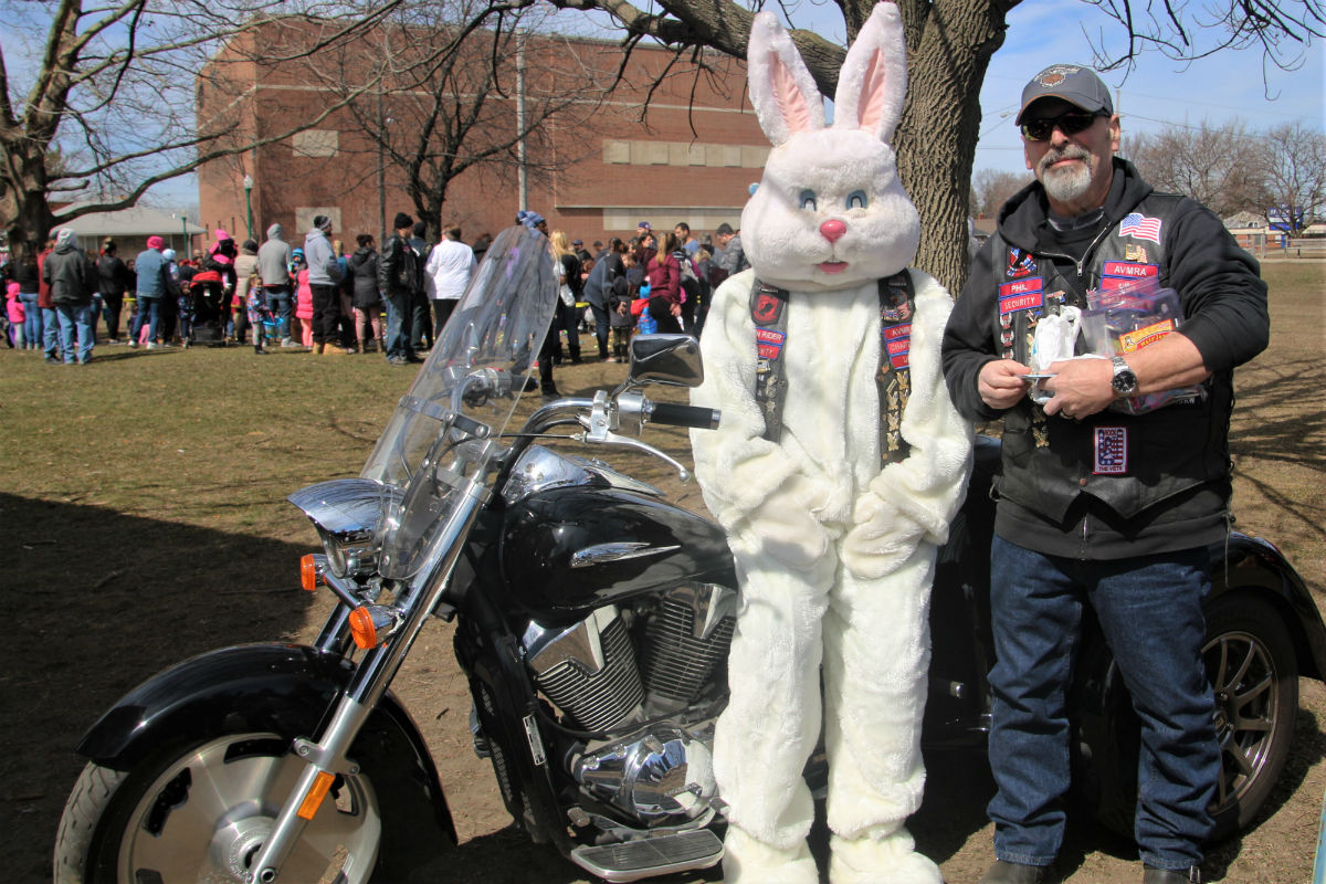 Hammond's 15th Annual Easter Egg Hunt Connects Vets and Families to the City