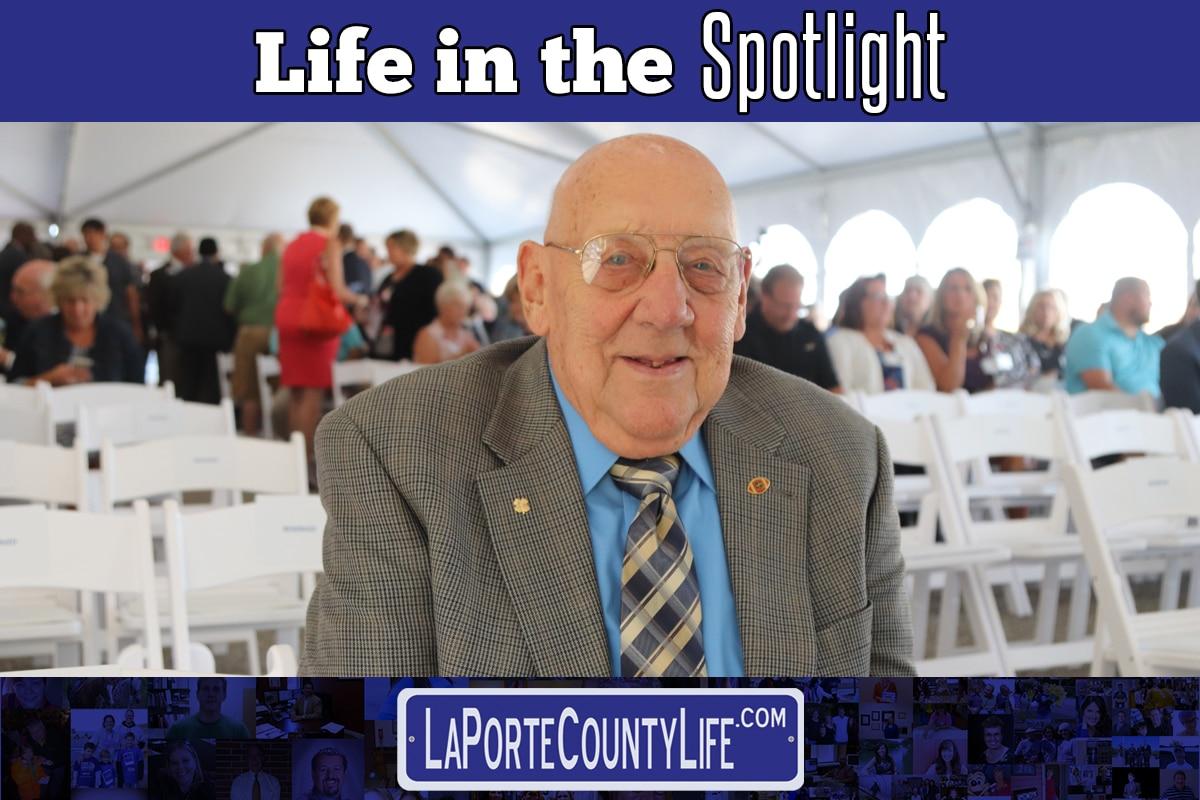 A La Porte County Life in the Spotlight: Ed Gondeck