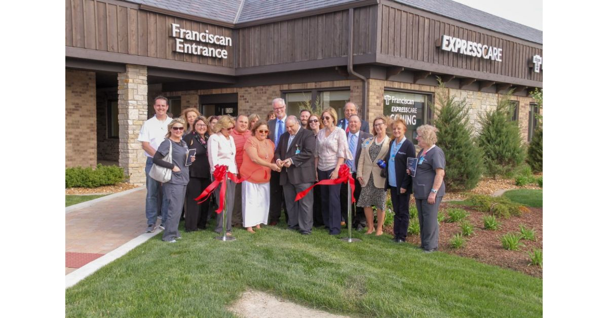 New Franciscan ExpressCare location now open in St. John