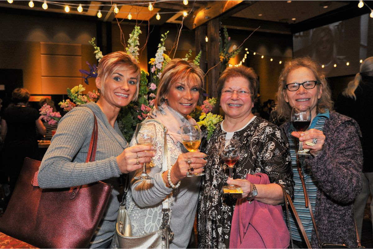 Four Winds Casino Resort invites residents to Uncork and Unwind at 5th annual wine tasting event