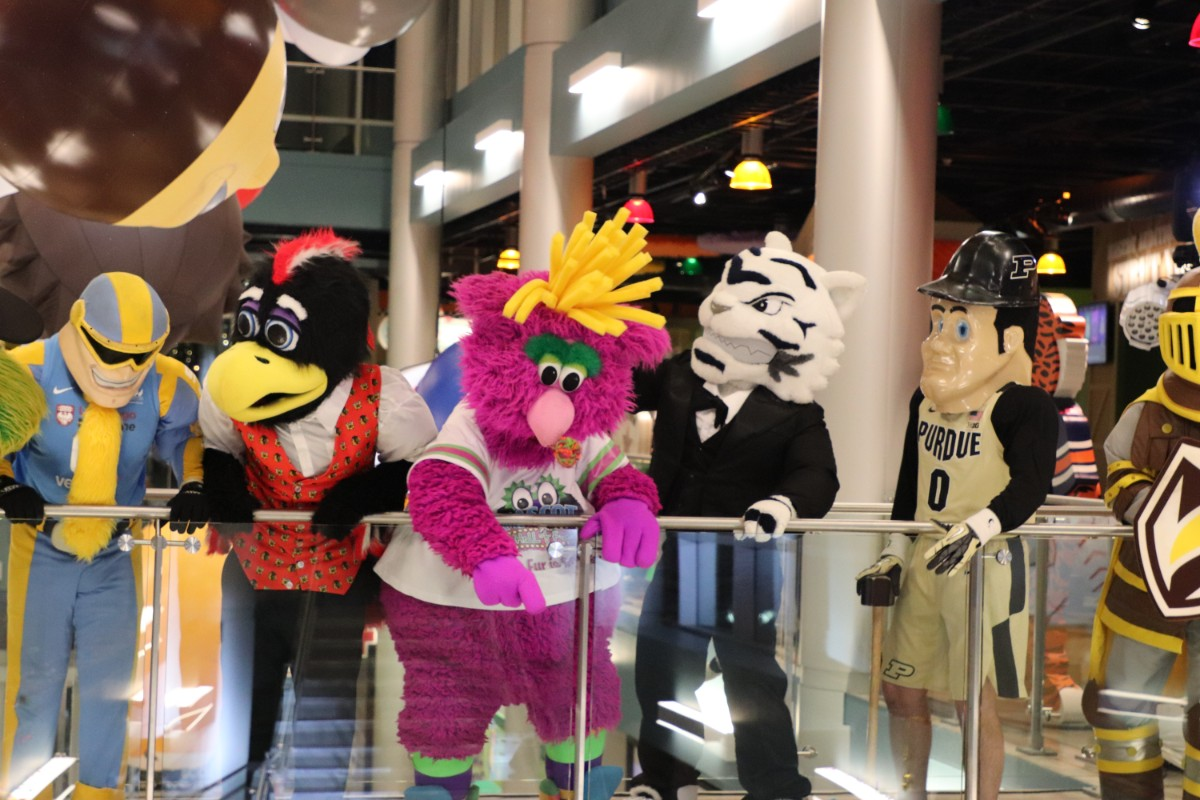 Mascot Hall of Fame Showcases the Fun, Quirky, and Silly Nature Found in the City of Whiting