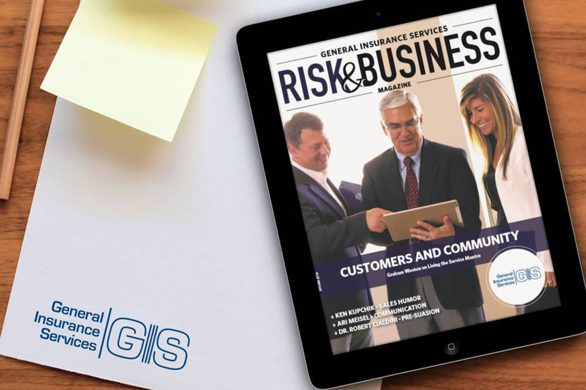 General Insurance Launches Risk & Business Magazine