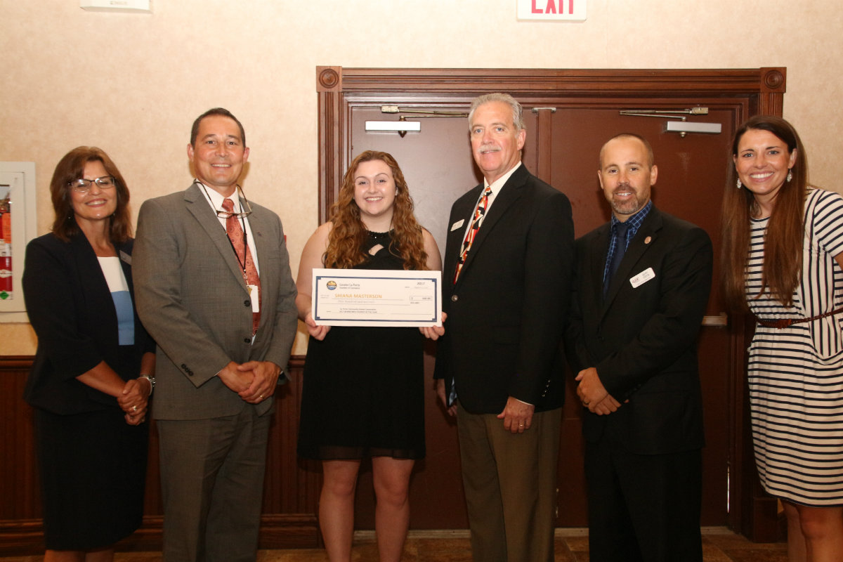 Greater La Porte Chamber of Commerce Hosts 2017 New Teachers Welcome Luncheon