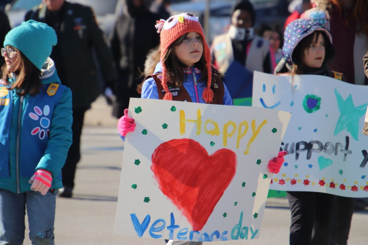City of Hammond Honors Veterans at 5th Annual Veteran's Appreciation Day Parade