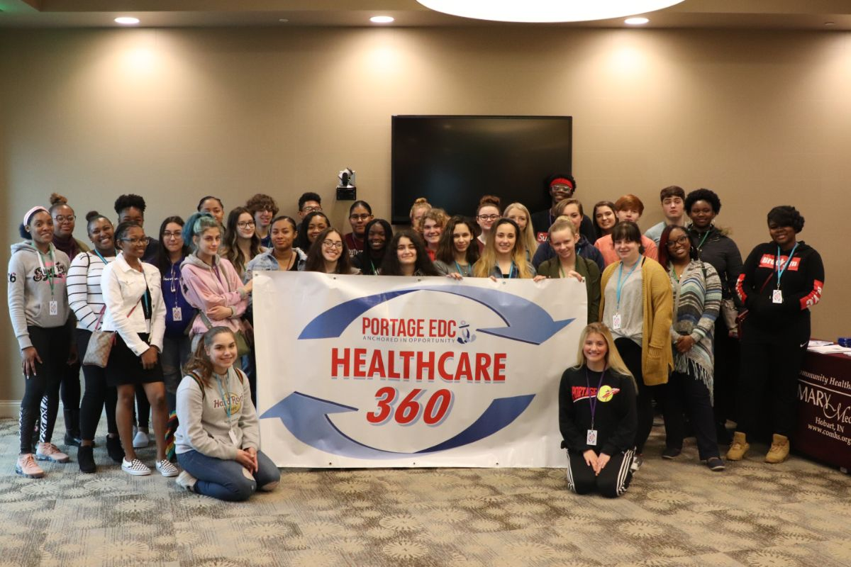 Portage EDC's Healthcare 360 shows students every angle of healthcare