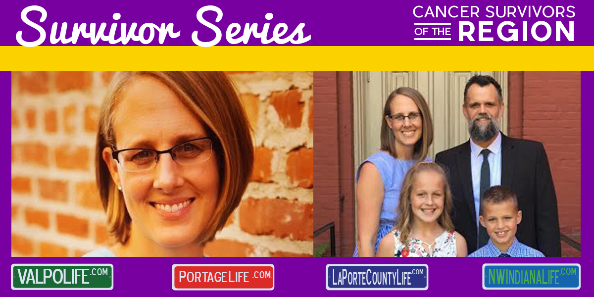 Cancer Survivor Series: Heather Banks