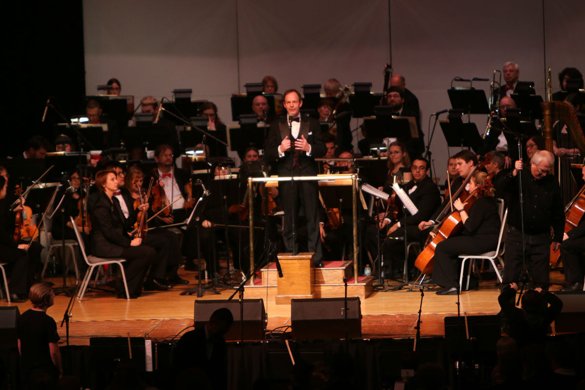 La Porte Hospital's Foundation Children's Fund kicks off the holiday season with 22nd Annual Holiday at the POPS Concert