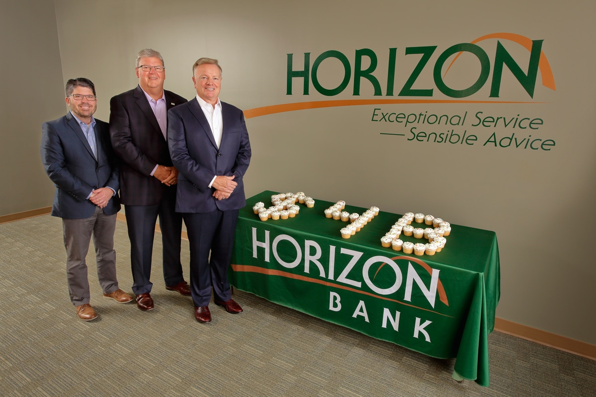 Horizon Bank Crosses $4 Billion in Total Assets  and Celebrates its Continued Success