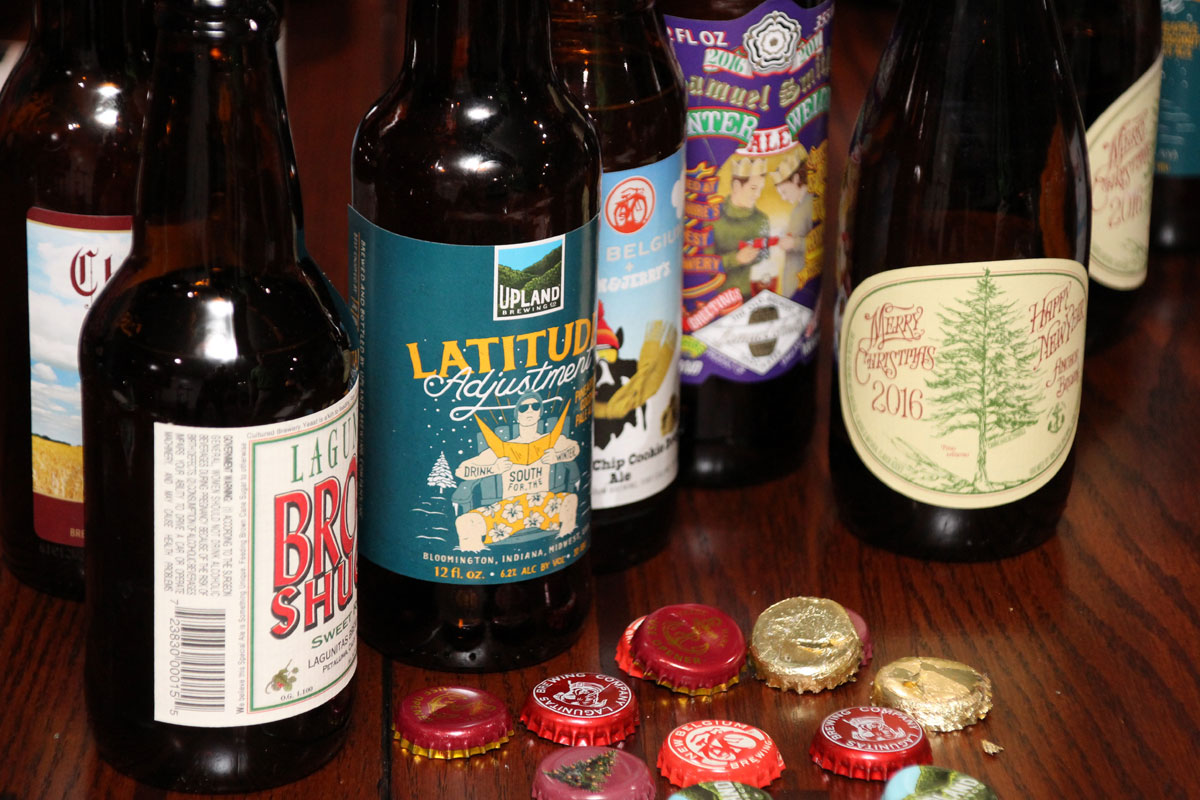 Stay Warm With These Winter Seasonal Picks From Indiana Beverage