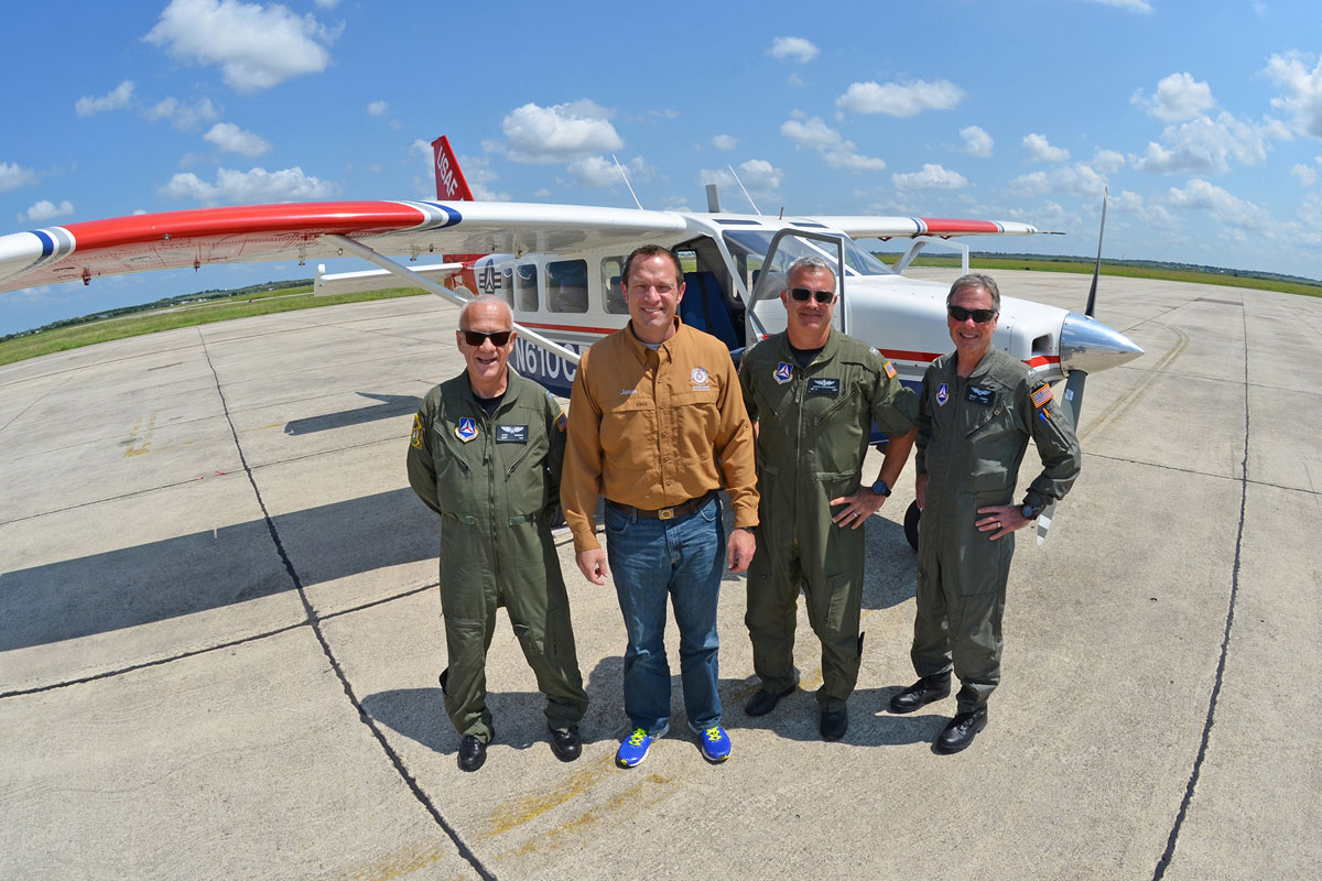 Indiana Wing Civil Air Patrol prepares for Search and Rescue Exercise (SAREX)