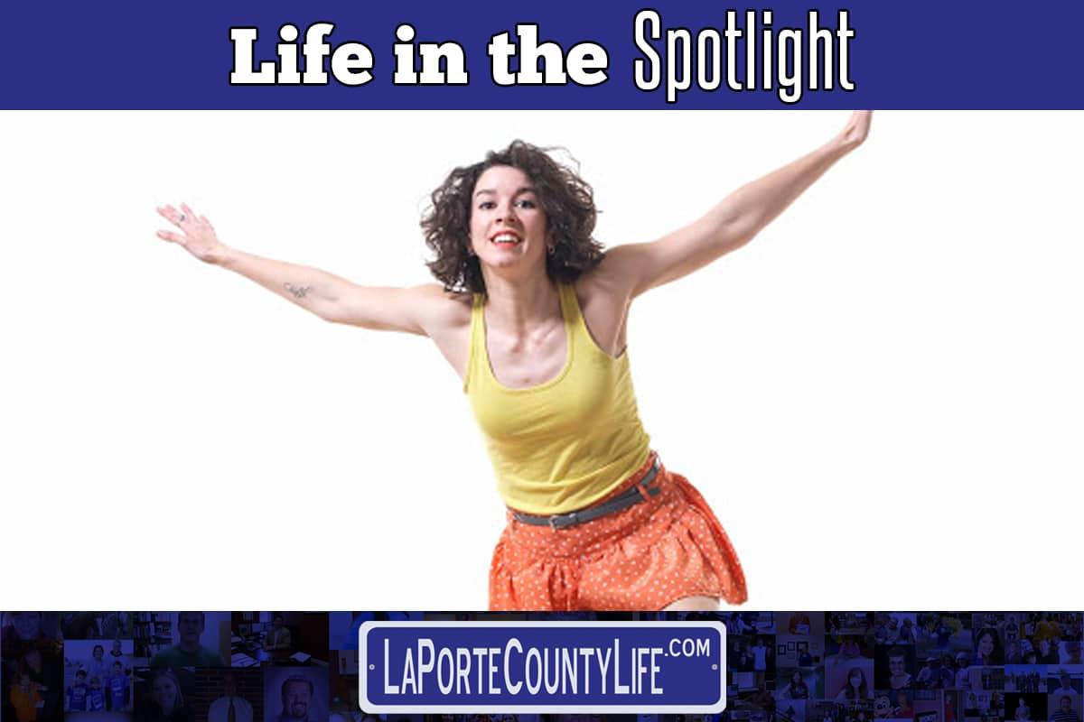 A La Porte County Life in the Spotlight: Jessica Tenbusch