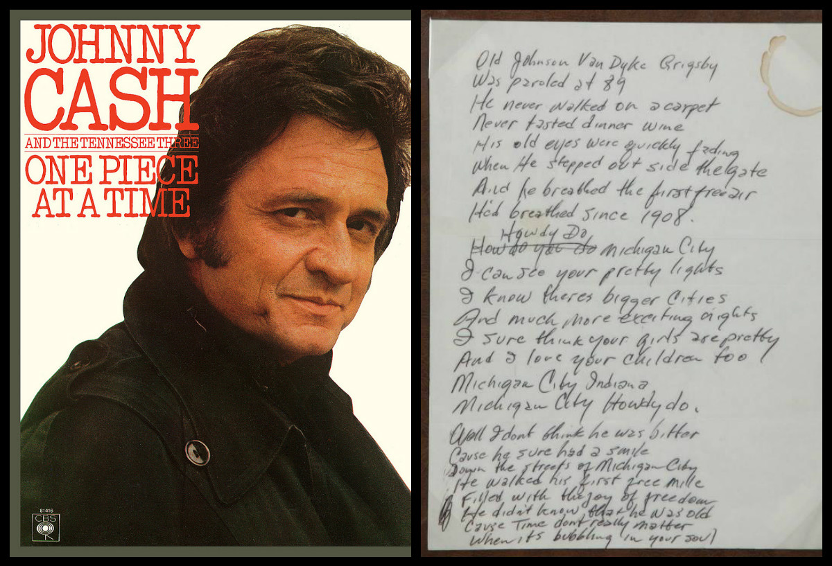 Read the Story Behind Johnny Cash's Michigan City Song