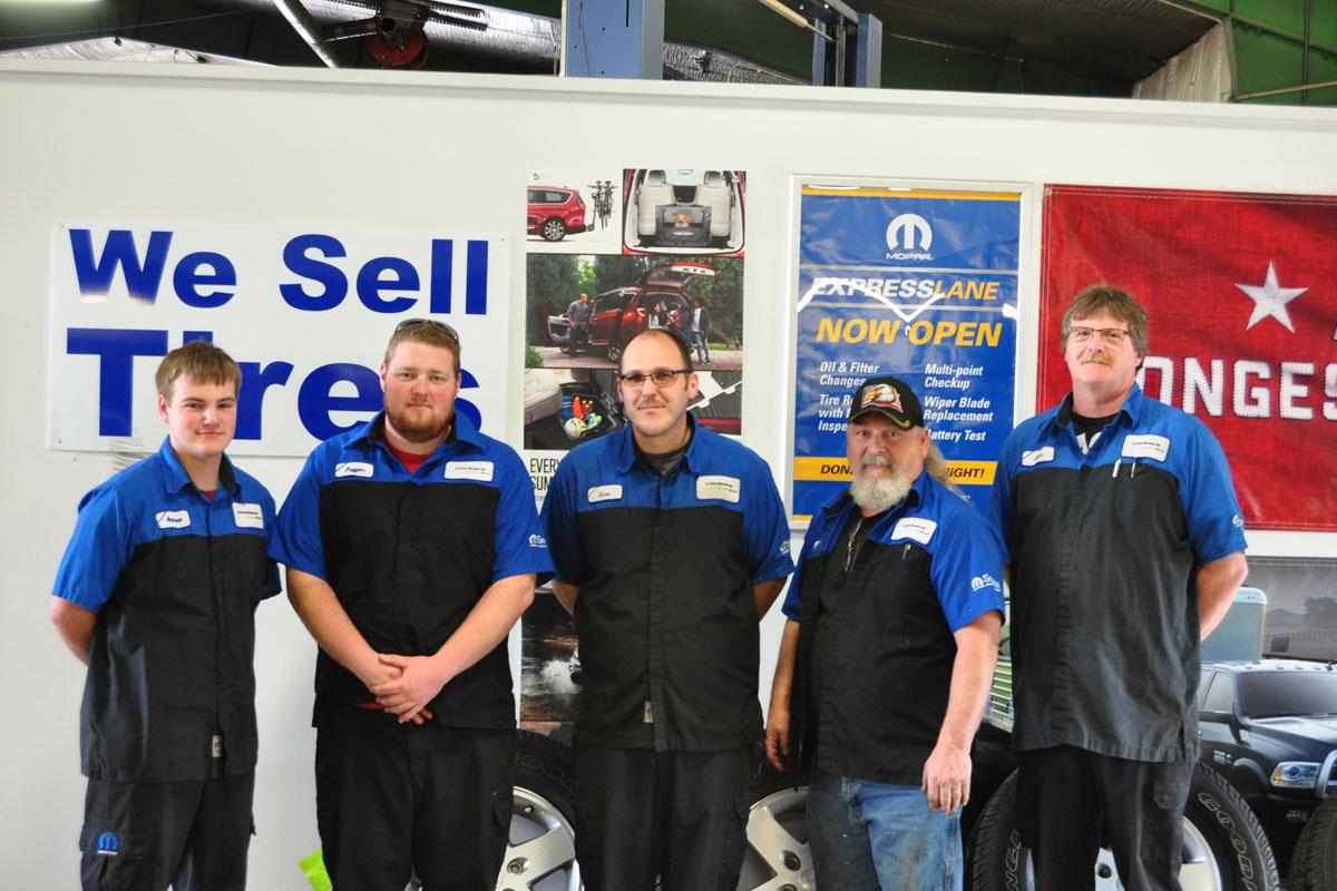 La Porte Chrysler Mechanics' Experience Leads to Excellent Customer Satisfaction