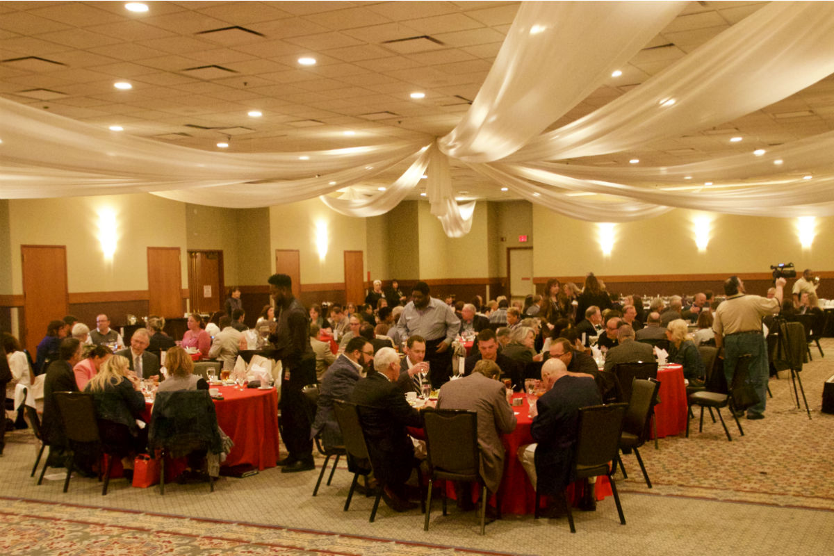 La Porte and Michigan City Chambers Host State of the County at Blue Chip Casino