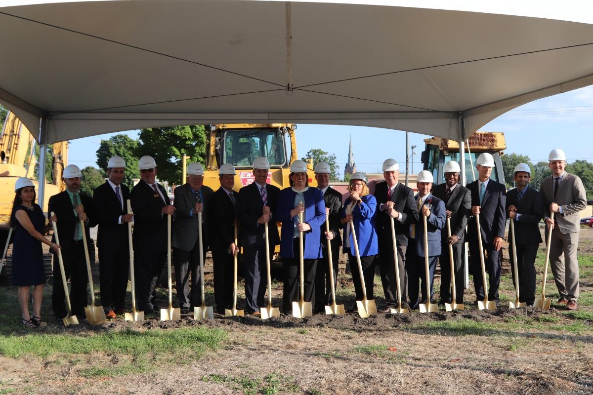 La Porte Hospital Breaks Ground on New, $125 Million Hospital