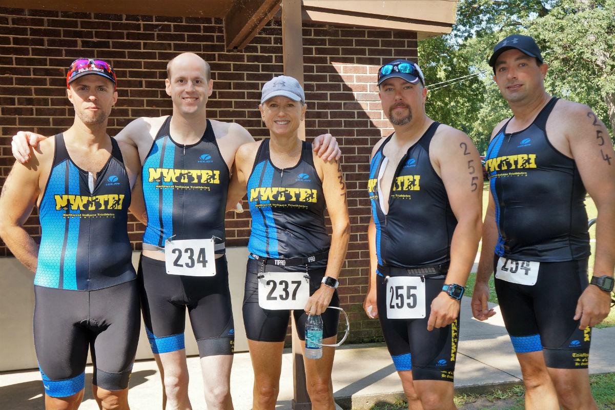 38th Annual La Porte County Family YMCA Triathlon Brings Fitness and Fun to La Porte