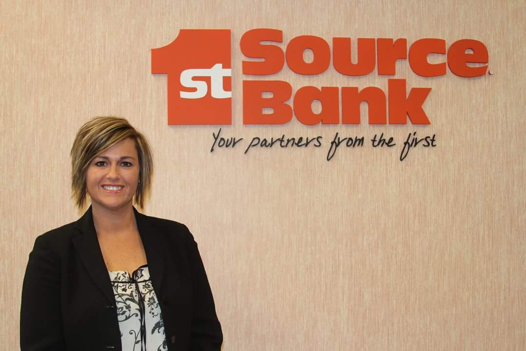 Lisa Misch & 1st Source Bank – Passionate About Helping to Grow Your Small Business
