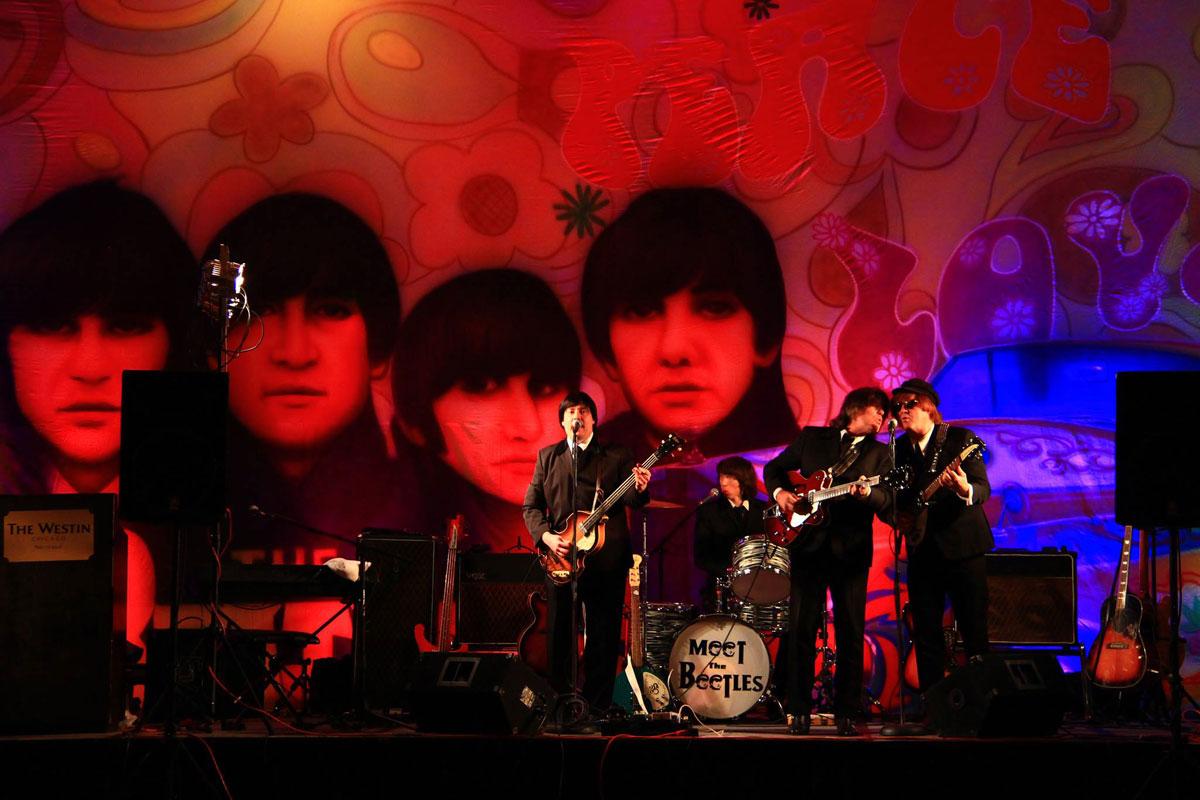 The Scottish Rite and ORAK Shrine Invite You to Meet the Beatles!
