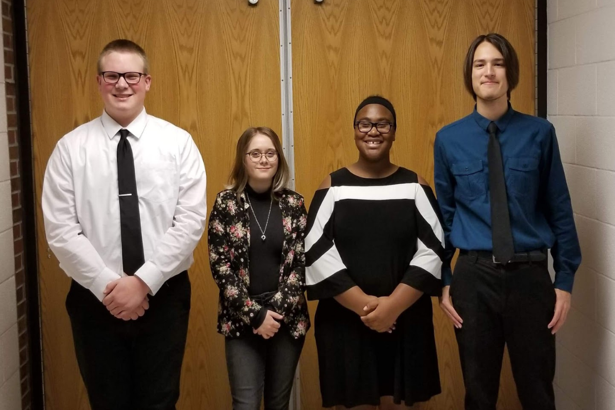 #1StudentNWI: Michigan City High School Showcases Musical Talent
