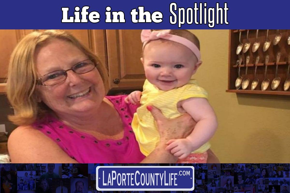 A La Porte County Life in the Spotlight: Margie Amedei Born