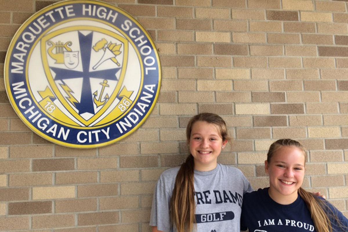 #1StudentNWI: Marquette Catholic High School brings MQTT-U