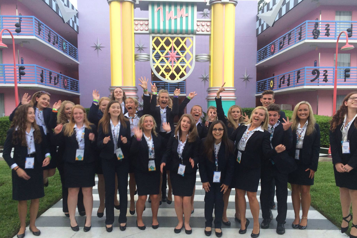 New Prairie High School Sends Team HOSA to National Leadership Conference