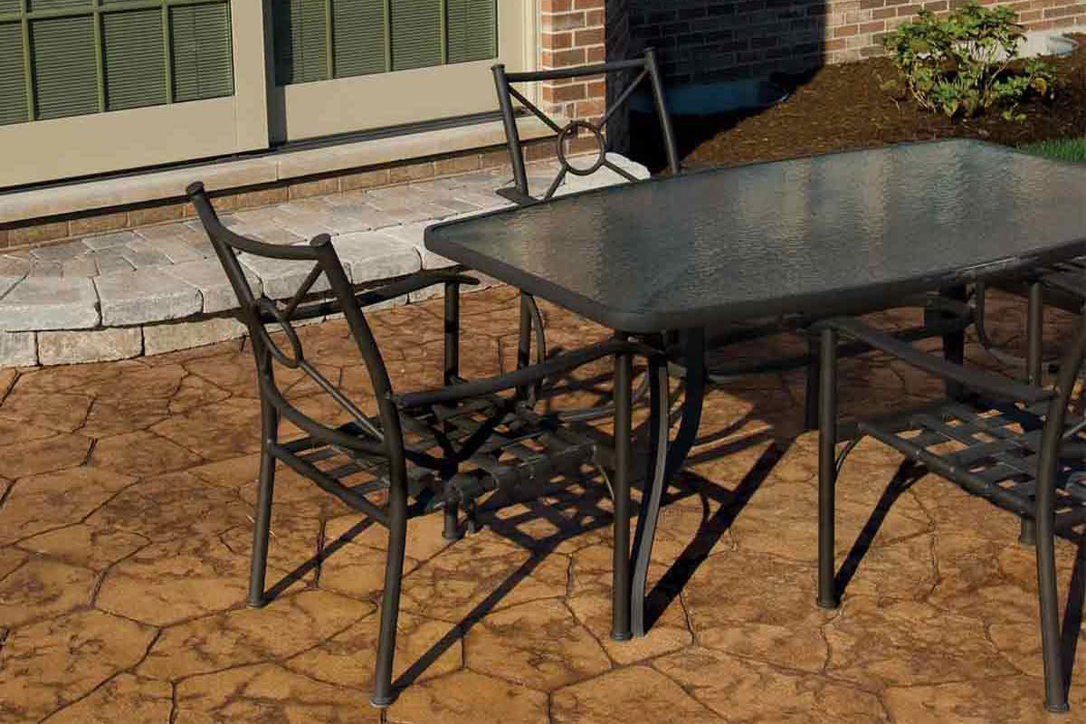 Kick Summer Off Right with a New Concrete Patio