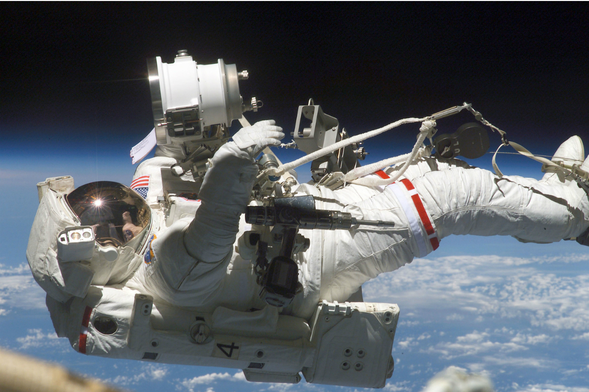 Purdue Federal Credit Union Honors NASA Astronaut & Indiana Native Jerry Ross with New Card Design!