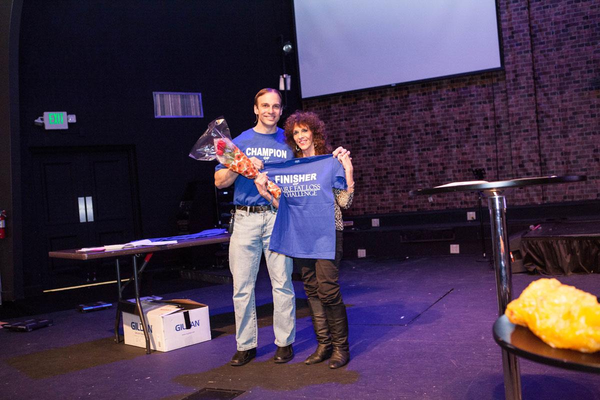 THE PURE FATLOSS CHALLENGE: The Justin Savich Bio