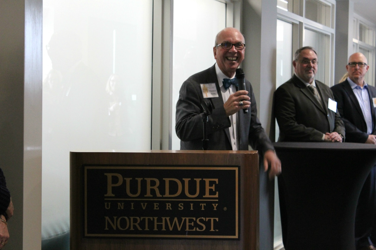 Purdue University Northwest Cuts the Ribbon on New Community Counseling Center in Hammond