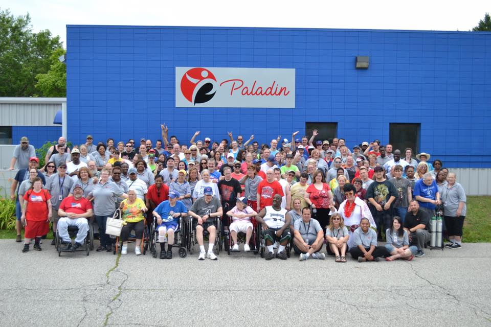 Paladin Promotes a Meaningful Life for Those with Disabilities