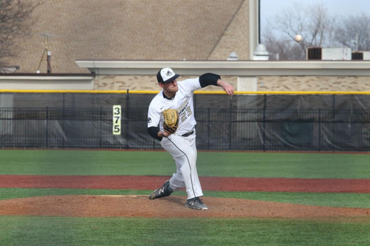 Pitching Staff Shines, Purdue Northwest Baseball Beats Lewis, 4-1