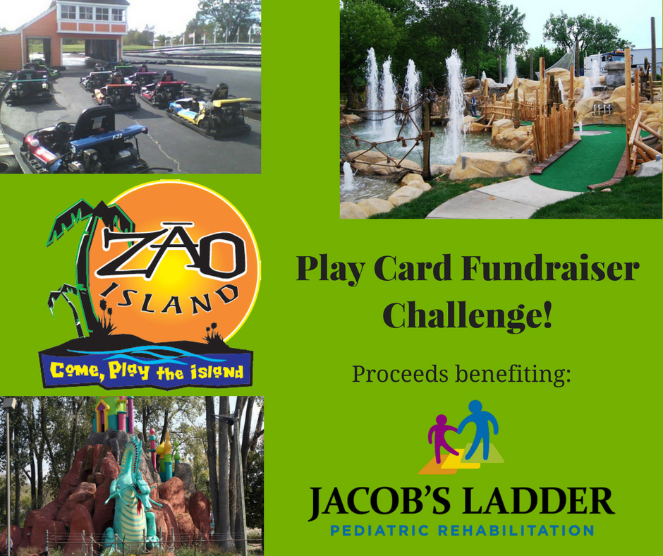 Play Hard With a Zao Island Play Card and Support Jacob's Ladder