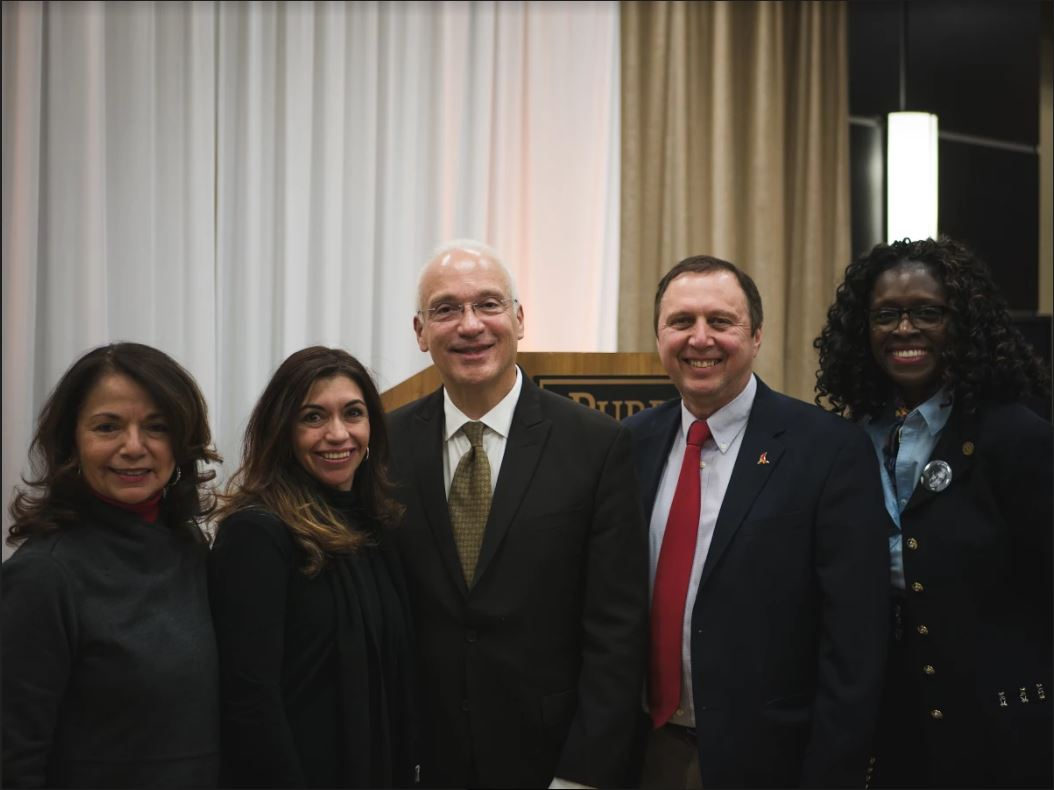 Purdue University Northwest Hosts District Judge Curiel to Honor Martin Luther King Legacy on 50th Anniversary of Death