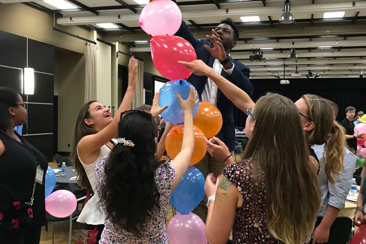 Purdue University Northwest Cultivating Student Leaders