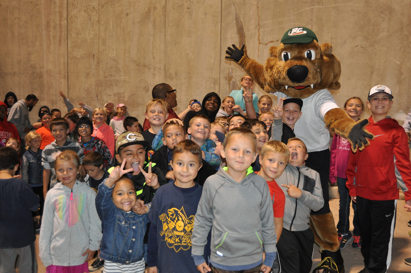 RailCats Fuel Family Spirit at Boy Scout Campout and Touch a Truck Night