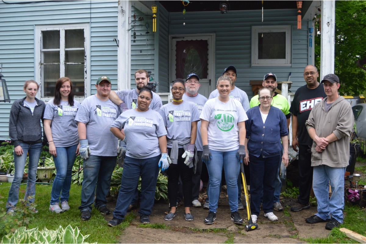 American Licorice, Horizon Bank, and More Aid in Rebuilding Together LaPorte County Rebuilding Day
