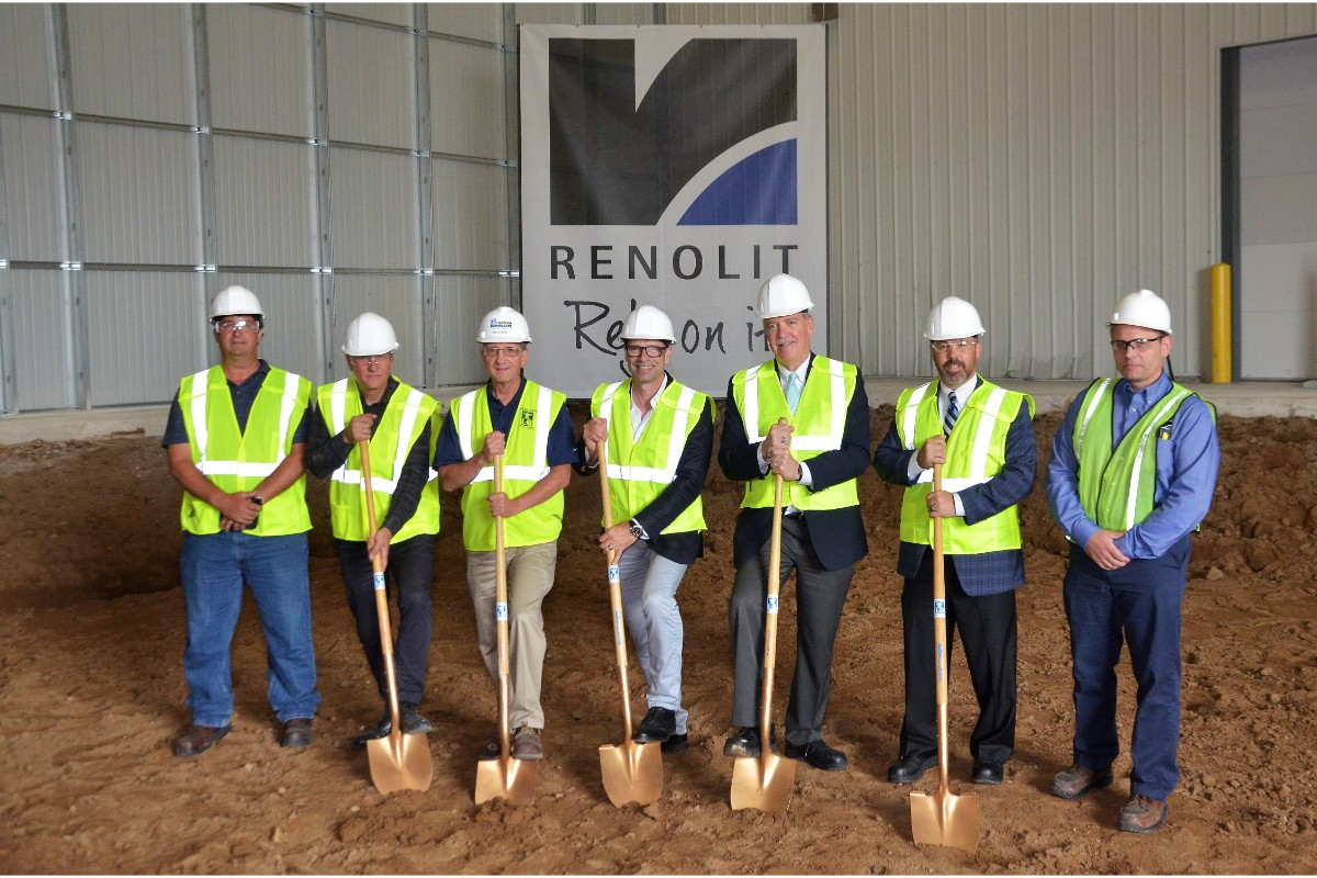 American Renolit Wraps Up Engineering Phase, Begins Work to Expand Capacity, Create Job Growth for Community