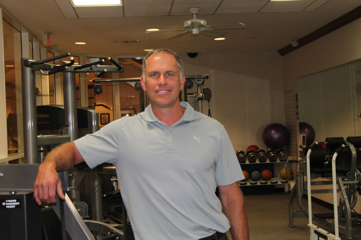 Sand Creek Country Club's Rick Matthys Celebrating 20 Years of Working to Keep Members Healthy
