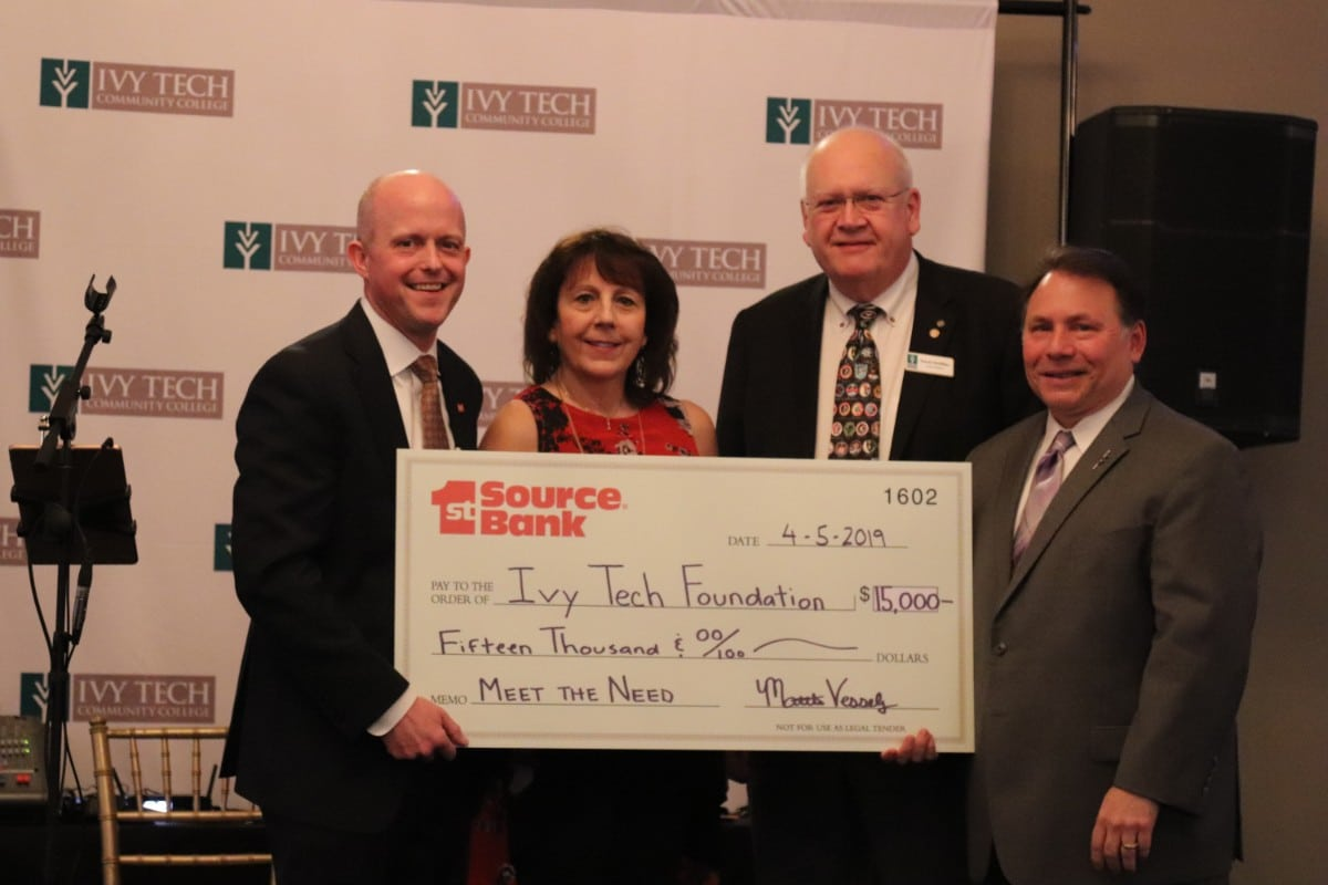 Salute to the Stars: Ivy Tech's 15th Annual Spring Fundraiser