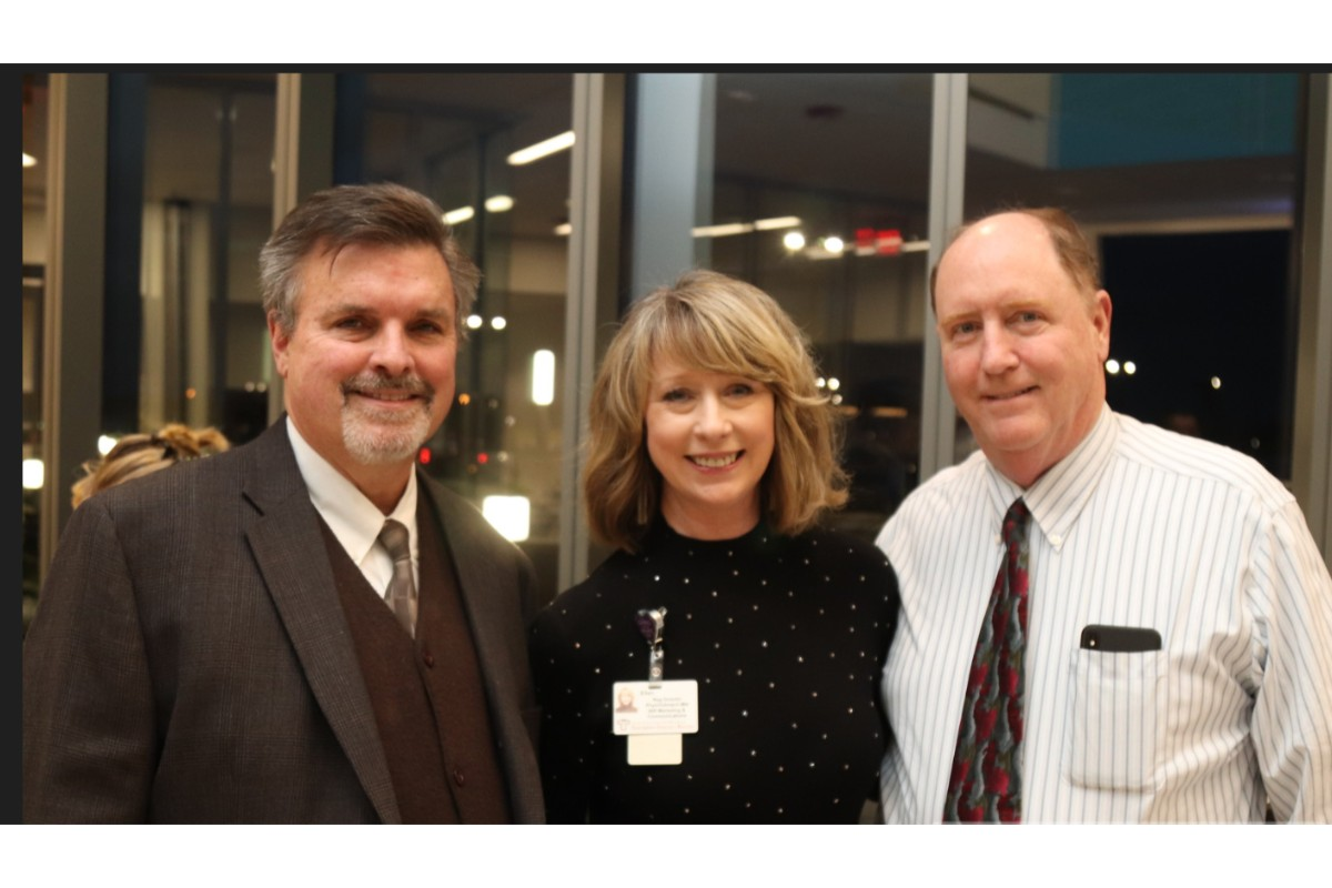 Franciscan Health Michigan City Presented Blessing and Tour for VIP Guests
