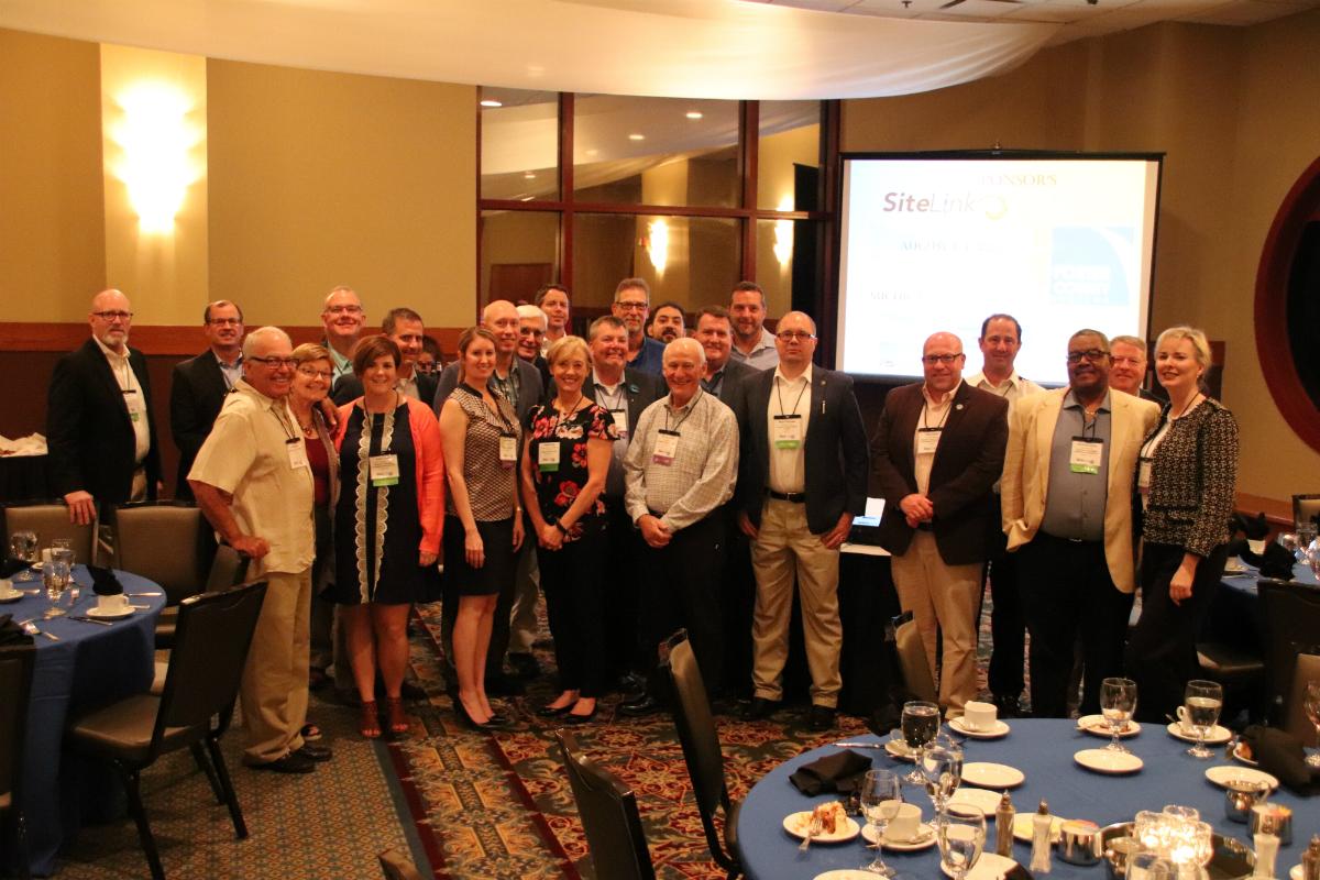 Economic Development Corporation Michigan City Hosts Mark Fisher for SiteLink Forum